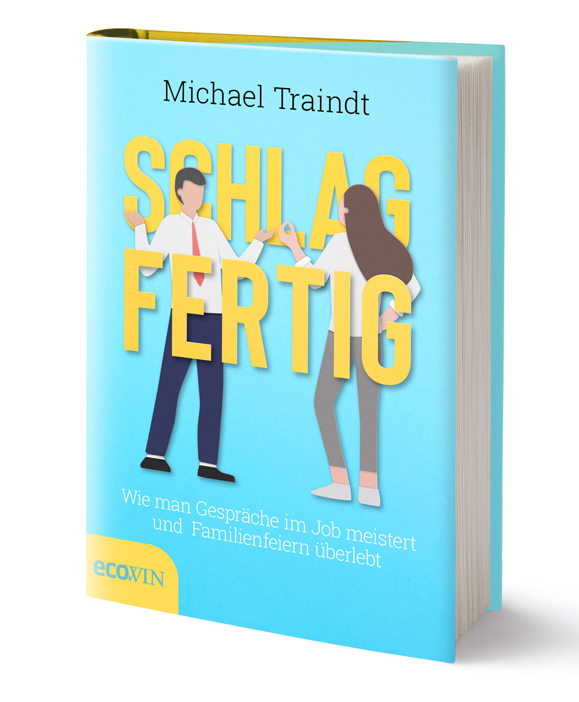 Schlagfertig Buch Michael Traindt